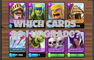 Card Upgrading Guide